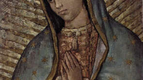 Zázračný obraz Panny Márie Guadalupskej